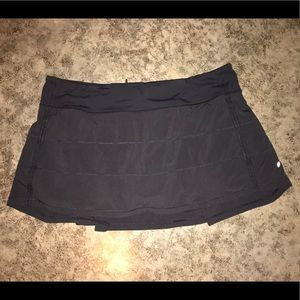 Black Pace Rival Skirt - Tall, Size 12